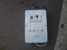 CARAVAN MOTOR HOME CAMPER VAN ZIG TYPE DISTRIBUTION UNIT PROJECT PARTS