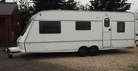 BAILEY FLEETWOOD 5 BERTH TWIN WHEEL