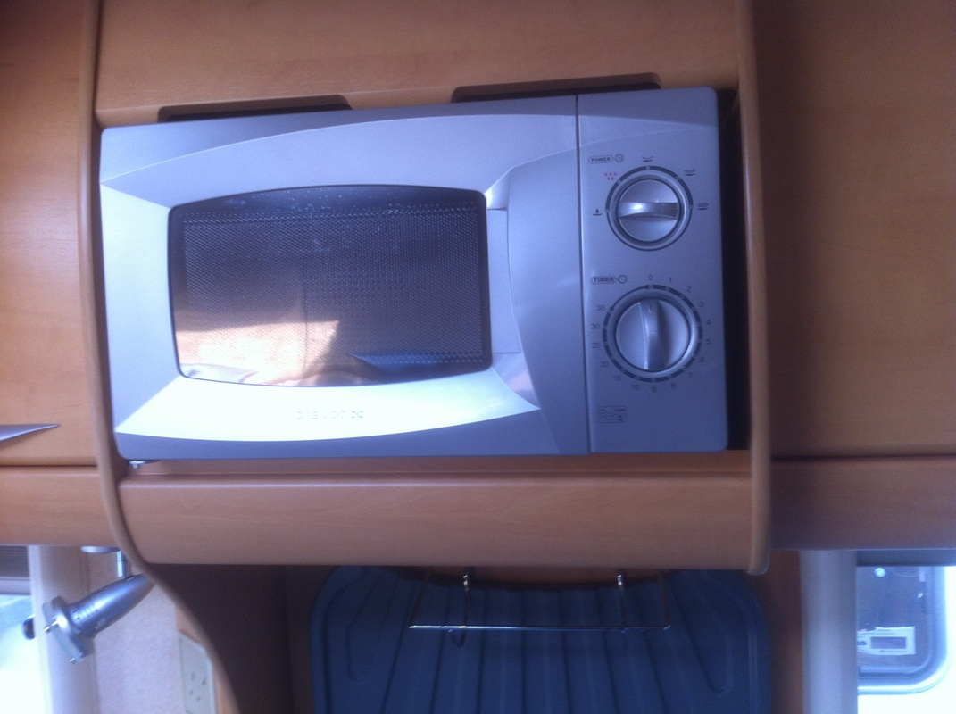 Second hand microwaves for caravans