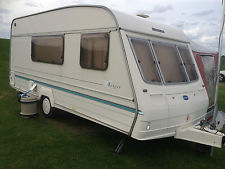 Bailey Ranger 4 berth caravan parts