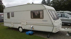Bailey Discovery SE Limousin Caravan Windows