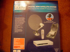 Digital satellite system for campervan / caravan