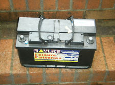 12 volt leisure battery 100 amp caravan battery camping battery