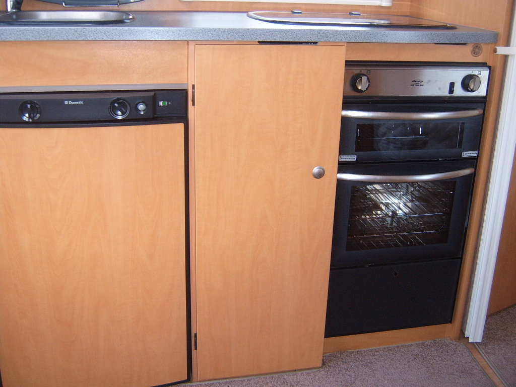 500 DIT LPG Built-in Stoves for caravans