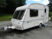 Bailey SE Maru 2 Berth Touring Caravan Water Systems