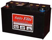 Auto Elite 35 H AMP HEAVY DUTY LEISURE BATTERY CAMPER BOAT MOTORHOME CARAVAN TENT
