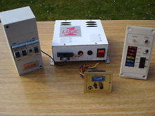 Caravan Motorhome Logic 1 Battery Charger zig unit fuse box