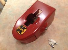 KLAMP-IT Heavy Duty Hitch Lock Hitchlock caravan trailer jet ski