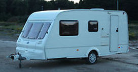 BAILEY DISCOVERY 444 CARAVAN 4 BERTH