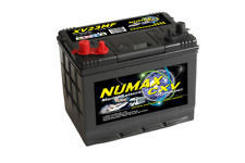 NUMAX 75AH LEISURE BATTERY - Caravan / Motorhome / Narrow boat