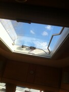 Campervan rooflight