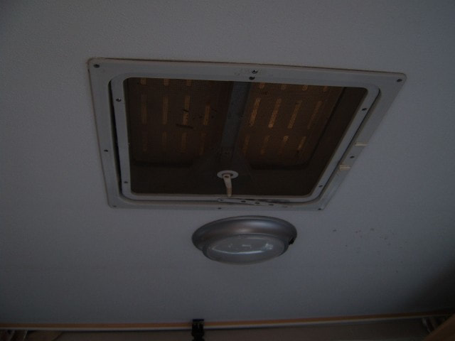 Abbey Skylight Fly Screen