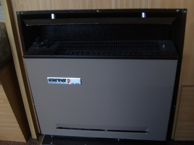 Carver Gas Heater