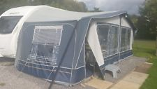 Second Hand Caravan Awnings Porch Curtains Ground Sheet