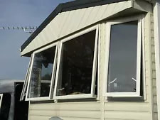 Static Caravan Windows